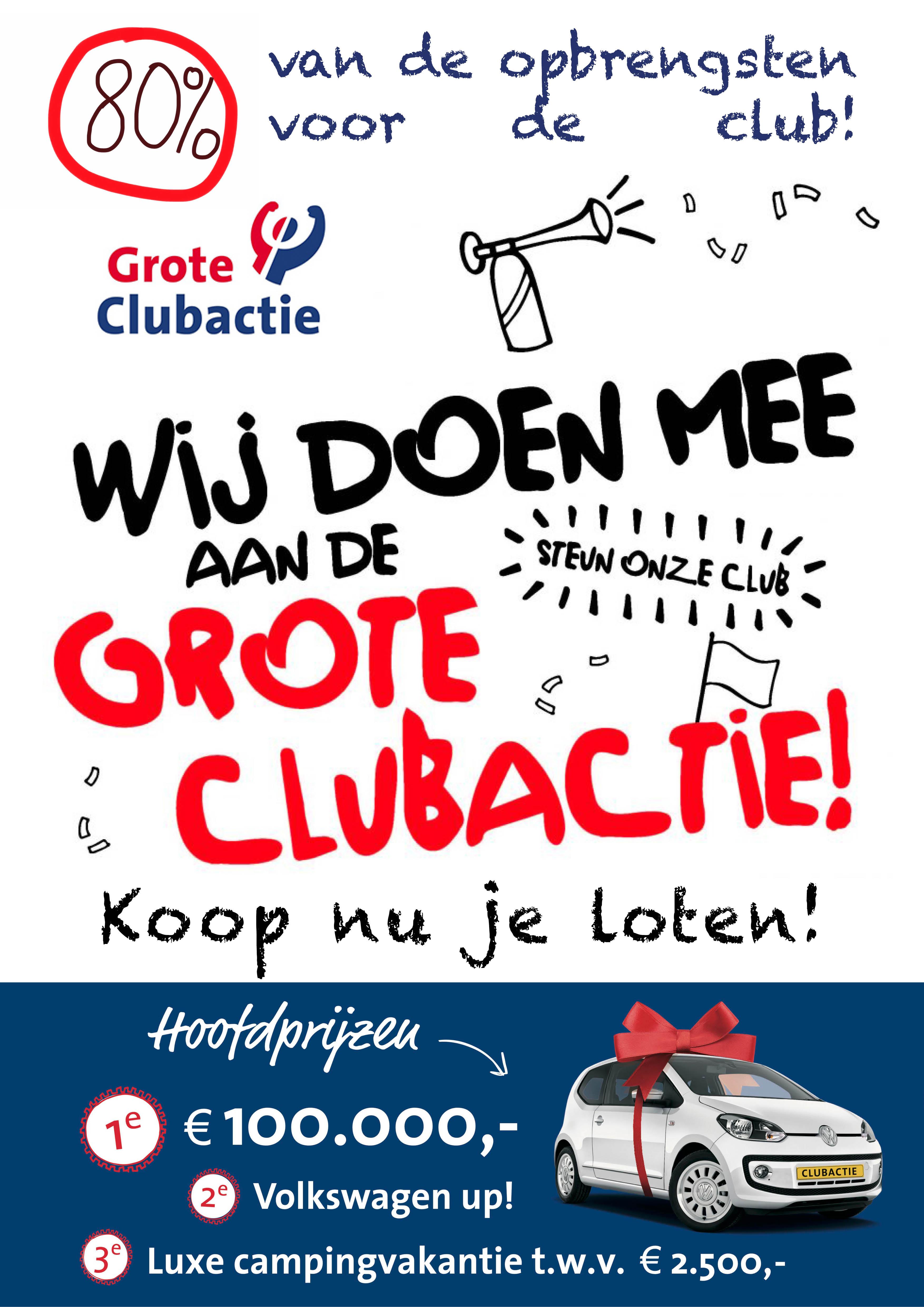 Poster clubactie